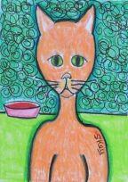 ORANGE U GLAD YUR A CAT