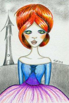 """""""Cinderella Was A Redheaded Stepchild"""""""