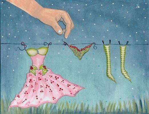 """Discovery, Fairy Laundry Day"""