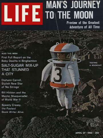 1962 Life Magazine cover
