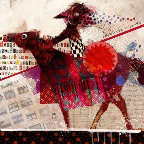"""""""Cavaliere Errante"""" by Alessandro Andreuccetti"""