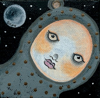 """To The Moon""  by Sherry Key"