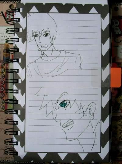 Kaylee's sketch