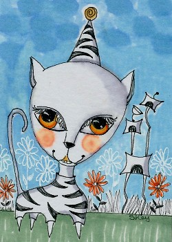 """""""Cat Suit"""" by Skey"""