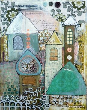 """City of Dreams"" by Lise Meijer"