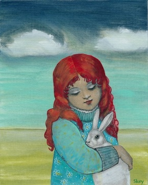 """The Bunny Rescue"" by Sherry Key"