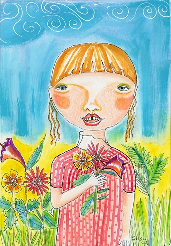 """""""Ode To Summer"""" by Sherry Key"""