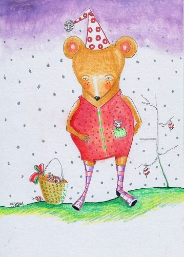 """""""Mouse In My Pocket by Sherry Key/Skey"""